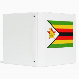 Zimbabwe Flag Binder