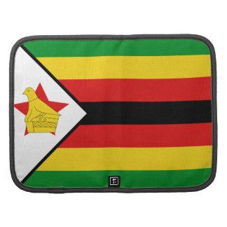 Zimbabwe Flag Folio Organizer