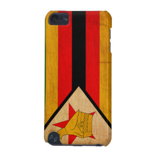 Zimbabwe Flag iPod Touch (5th Generation) Cover