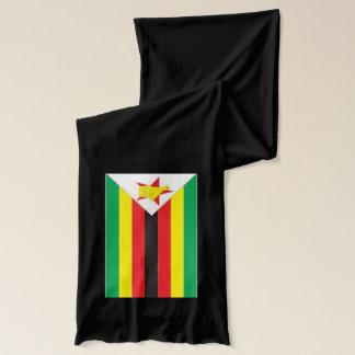 Zimbabwe Flag Lightweight Scarf