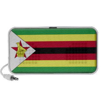Zimbabwe Flag Mp3 Speakers