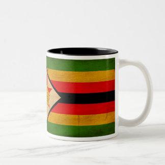 Zimbabwe Flag Mug