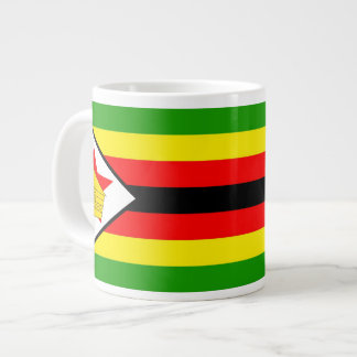 Zimbabwe Giant Coffee Mug