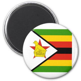 Zimbabwe High quality Flag Refrigerator Magnets