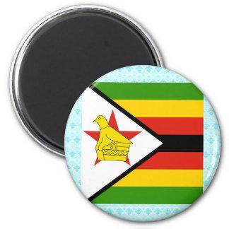 Zimbabwe High quality Flag Fridge Magnet