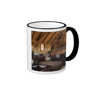 Zimbabwe, Hwange National Park, Linkwasha lodge. Coffee Mugs