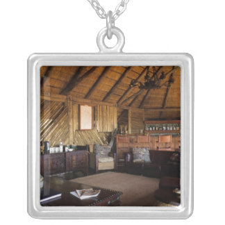 Zimbabwe, Hwange National Park, Linkwasha lodge. Custom Necklace