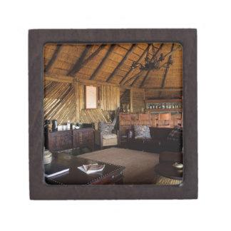 Zimbabwe, Hwange National Park, Linkwasha lodge. Premium Jewelry Boxes