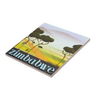 Zimbabwe Ceramic Tiles   Zazzle