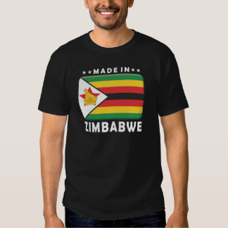 Zimbabwe Made Shirt