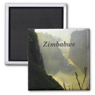 Zimbabwe Refrigerator Magnets