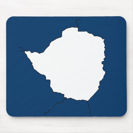 ZIMBABWE MOUSE PAD