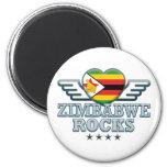 Zimbabwe oscila v2 imanes