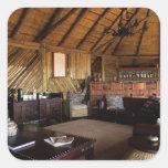 Zimbabwe, parque nacional de Hwange, casa de campo Colcomanias Cuadradases