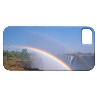 Zimbabwe, parque nacional de las cataratas funda para iPhone 5 barely there