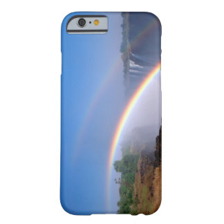 Zimbabwe, parque nacional de las cataratas funda para iPhone 6 barely there