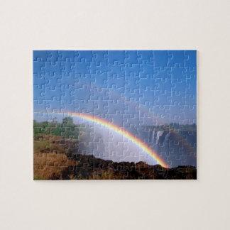 Zimbabwe, parque nacional de las cataratas Victori Puzzles