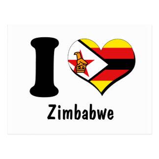 Zimbabwe Postales
