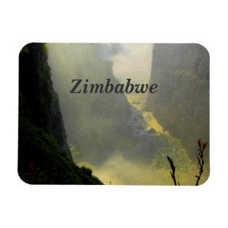 Zimbabwe Flexible Magnet