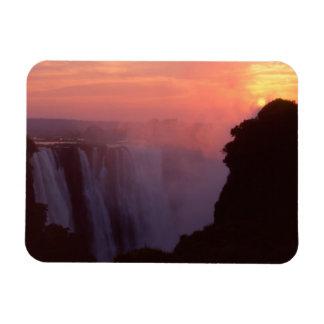Zimbabwe, Victoria Falls National Park. Misty Magnet