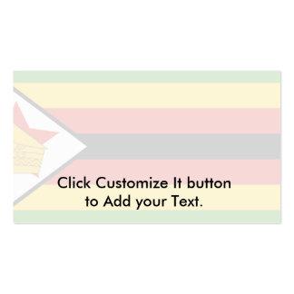 Zimbabwe, Zimbabwe Business Card