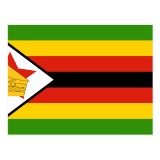 Zimbabwe, Zimbabwe Postcard