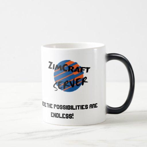 ZimCraft fastidia la taza