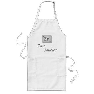 Zinc Saucier Kitchen Apron