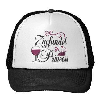 Zinfandel WIne Princess Trucker Hat
