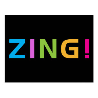 ¡ZING! POSTAL