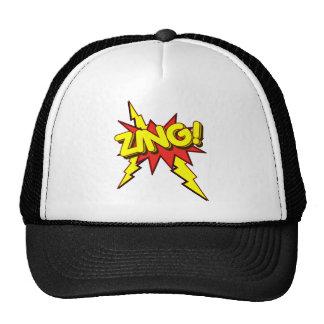 Zing, Zap, Pow!!! Trucker Hat