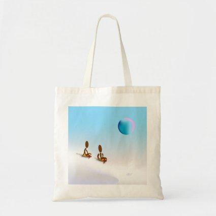 Zinglees ~ January Budget Tote Bag