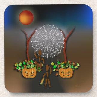 Zinglees ~ October Drink Coasters