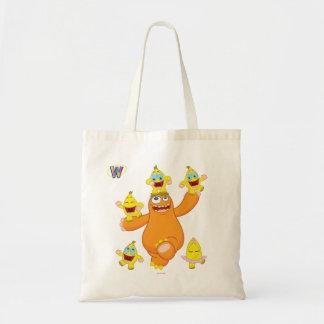 Zingoz and Zangoz Fun Budget Tote Bag