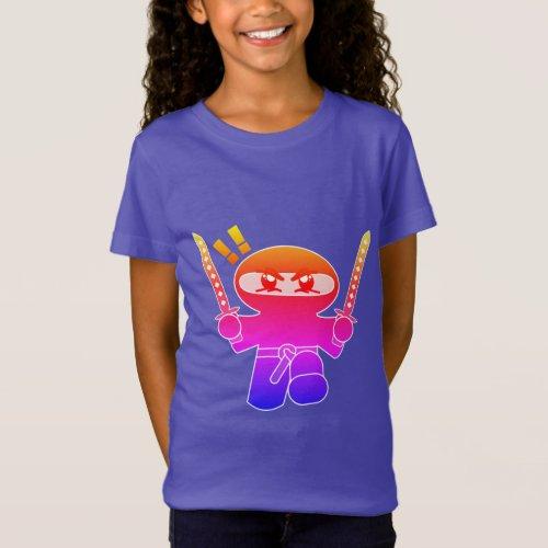Zinja Girls T_Shirt