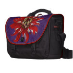 Zinnia Bloom Bag For Laptop