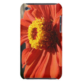Zinnia Blossom iTouch Case Barely There iPod Covers