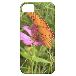 Zinnia & Butterfly iPhone 5 Casemate Case
