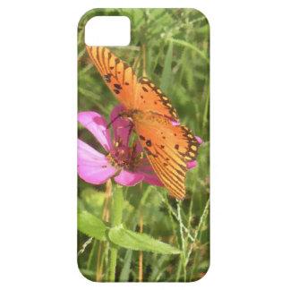 Zinnia & Butterfly iPhone SE/5/5s Case