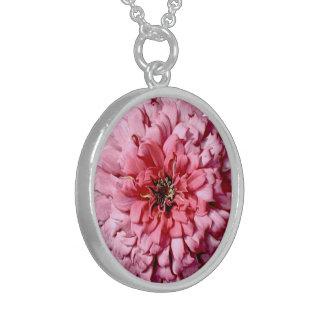 Zinnia Personalized Necklace