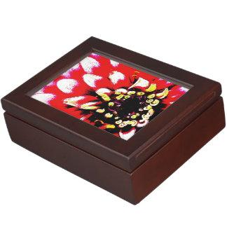 Zinnia Pop Keepsake Box