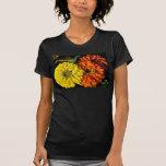 Zinnias Camisetas