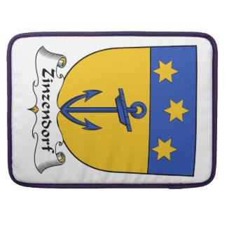 Zinzendorf Family Crest Sleeve For MacBooks