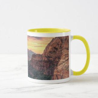 Zion Canyon National Park Mug