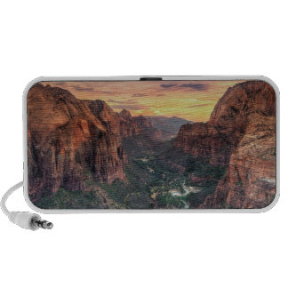 Zion Canyon National Park Portable Speaker