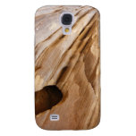 Zion Canyon Wall I Abstract Nature Photography Galaxy S4 Case