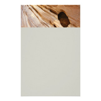 Zion Canyon Wall I Abstract Nature Photography Stationery