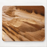 Zion Canyon Wall II Red Rock Abstract Photography Mouse Pad