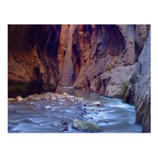 Zion estrecha la postal del parque nacional