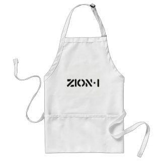 Zion-i Simple Apron